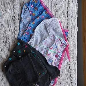 Girls, 14, Underpants tights bundle